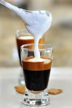 Macchiato!  Looks so delicious! would be amazing with some Javita coffee or green tea added to it!  #Javita #coffee and #tea for weightloss, energy, & mind. Tastes Great! Order here: www.myjavita.com/javafueled Follow me here: www.facebook.com/javitavictoria