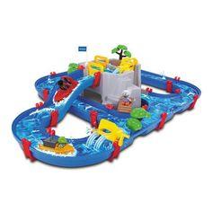 Aquaplay Mountain Lake Playset est une incroyable aventure eau Playset NEW BRAND