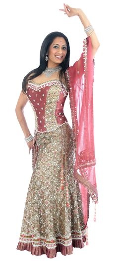 "Jaya Vaswani, from the ""Bollywood Dance"" video dvd instructional program"