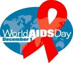 World AIDS Day 2012:  Red Hearts and Red Ribbons