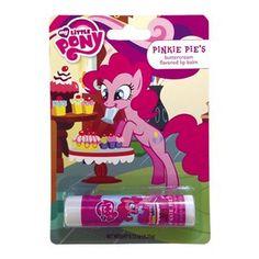 My Little Pony Pinkie Pie Lip Balm OMG awesome!