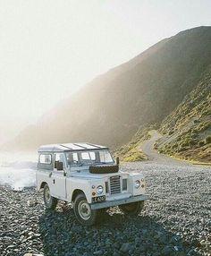 Land Rover 88 Serie III Sw adventure