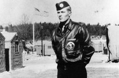 First Lieutenant Winters of Easy Company, 2nd Platoon, 506th PIR during training at Camp Toccoa, Georgia