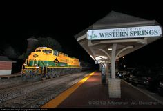 RailPictures.Net Photo: NS 1067 Norfolk Southern EMD SD70ACe at Western Springs, Illinois by Marshall W. Beecher