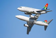 Air Photo, Commercial Aircraft, New South, Aviation Art, Cape Town, Airplanes, Pilot, Mango, African