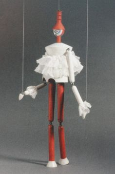 sophie taeuber-arp puppets - Google Search