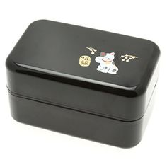 1pc Japanese Black Beckoning Cat Bento box, http://www.amazon.com/dp/B019CQEUDK/ref=cm_sw_r_pi_awdm_x_WMOOxbHEVHWY2