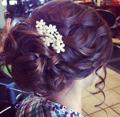 #prom #homecoming #updo.... That moment you realize your going to homecoming early so you can perform! O.O