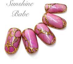 Icing Nail, Stylish Nails, Babe, Nail Designs, Sunshine, Gemstone Rings, Nail Art, Gemstones, Makeup