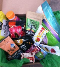 Vegan and Gluten and Dairy Free Subscription Boxes