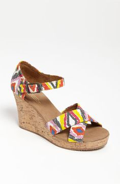 TOMS 'Cenna' Sandal | Nordstrom {Cute!}