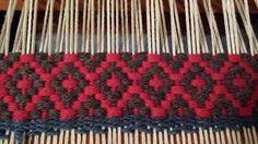 Resultado de imagen para weaving rose path pattern