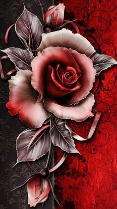 Rose éternel....