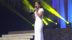 Maja Salvador is Star Awards for TV Best Drama Actress Maja Salvador, Star Awards, Drama, Actresses, Stars, Tv, Concert, Celebrities, Female Actresses
