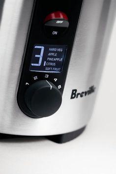 Amazon.com: Breville BJE510XL Juice Fountain Multi-Speed 900-Watt Juicer: Kitchen & Dining