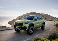 Mercedes X-Class lands in Australia - Pat Callinan's 4X4 Adventures
