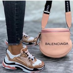 Bags and shoes combinations – Just Trendy Girls Bags and shoes combinations – Just Trendy Girls Sneakers Mode, Sneakers Fashion, Fashion Shoes, Pretty Shoes, Cute Shoes, Zapatillas Louis Vuitton, Girls Bags, Ladies Bags, Shoe Boots