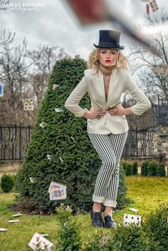 alice in wonderland fashion editorial...
