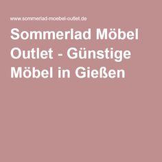 Sommerlad Möbel Outlet - Günstige Möbel in Gießen