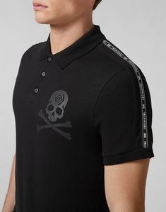 Boy Fashion, Fashion News, Mens Fashion, Philip Plein, Philipp Plein T Shirt, Philips, Latest Trends, Polo Shirt, Male Style