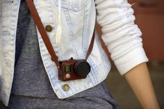 Travler Camera Case Will Add a Vintage Flair to Your GoPro Camera ...