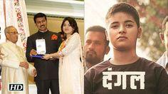 """Dangal"" Girl Zaira receives National Award from President , http://bostondesiconnection.com/video/dangal_girl_zaira_receives_national_award_from_president/,  ##Neerja #64thnationalawards #AamirKhan #AkshayKumar #AnilKapoor #AnushkaSharma #Dangal #gautamgambhir #GeetaPhogat #halfgirlfriendsongs #IPL2017 #KolkataKnightRiders #PriyankaChopra #rustom #SalmanKhan #ShahRukhKhan #SonamKapoor #TubelightTeaser #ViratKohli #zairawasimkhan"