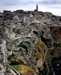 Matera, Italy is a must see for anyone