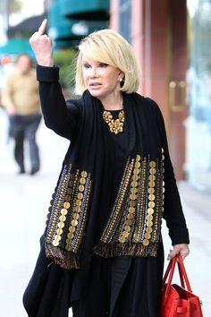 LOVE me some Joan Rivers!!