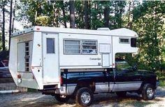 amerigo truck camper