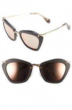 264b80ffb054 Beautiful Miu Miu Glasses in Amaranth. Miu Miu is the little trendy ...