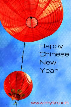 It's The Chinese New Year ! 中国新年 - Mytrux