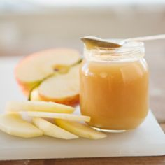 Compotine pomme-poire et épices - Dès 6 mois