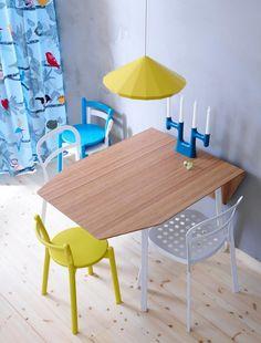 IKEA PS 2012 Klapptisch aus Holz für kleine Küche