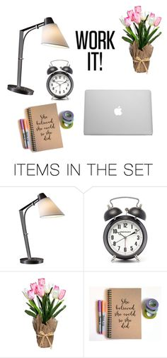 """Work it! By Otapani"" by otapani on Polyvore featuring art"