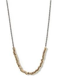 £29.50 Bead Slider Necklace
