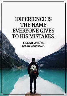 77 Quotes and Sayings About Experience Sayings Point Short Quotes, Best Quotes, Bernard Malamud, Lou Holtz, Alan Watts, John Keats, Here On Earth, Spiritual Path, Paulo Coelho