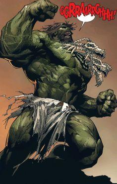 theenmity:  The Hulk//The Incredible Hulk