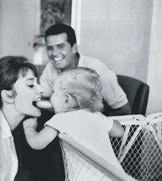 """""""I was born with an enormous need for affection, and a terrible need to give it."""" - Audrey Hepburn"""