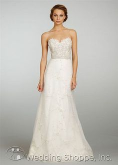 Bridal Gowns Lazaro LZ3305 Bridal Gown Image 1