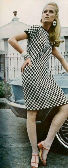 Lauren Hutton 1960's