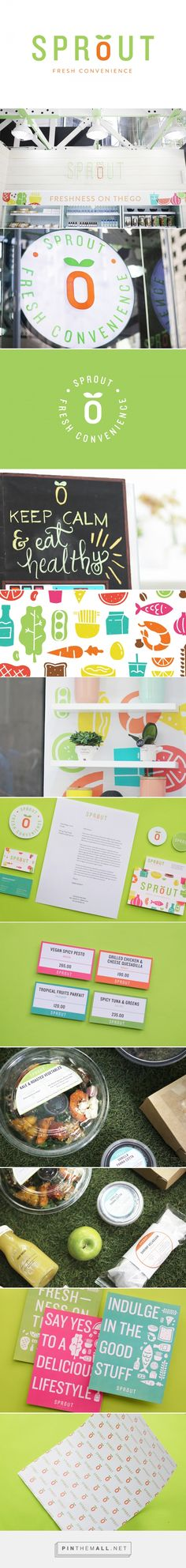 Sprout on Behance | Fivestar Branding – Design and Branding Agency & Inspiration Gallery