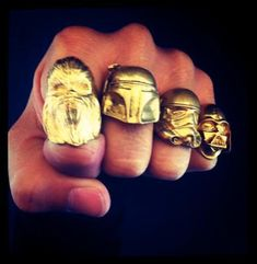 ·  Awesome Star Wars rings ·