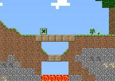 JuegosMinecraft.es - Juego: Kill The Creeper - Jugar Juegos Gratis Online Flash