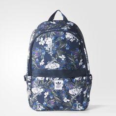 adidas Dark Floral Backpack - Multicolor | adidas US