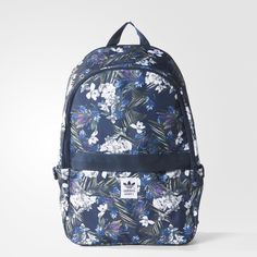 adidas Dark Floral Backpack - Multicolor | adidas US