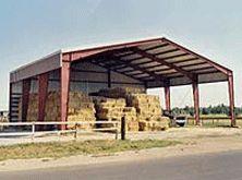 Metal Buildings and Prefab Steel Building Types Gallery Horse Hay, Horse Barns, Horses, Cattle Barn, Hay Barn, Commercial Steel Buildings, Goat Shelter, Pole Buildings, Dream Barn