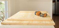 The Felted Fox: SHOU SUGI BAN OUTDOOR TABLE DIY