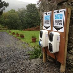 fancy #EcoTravel ? try something different with our electric bike hire and electric car charging points!