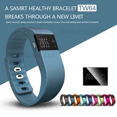 Cheap bracelet alphabet, Buy Quality bracelet thomas directly from China bracelet macrame Suppliers:  2015 tw64 Smartband Bluetooth 4.0 wristband better than xiaomi mi band Sport Fitness Tracker Smart Bracelet for IOS And