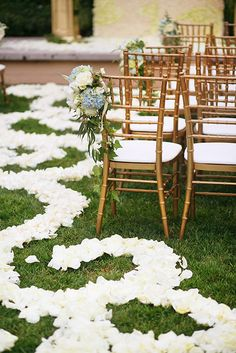 Sophisticated fairy tale inspired wedding ceremony at Disneyland